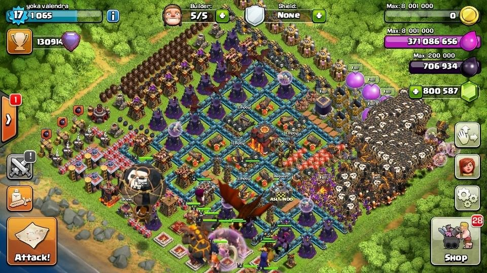 Coc Private Server For Android Clash Of Clans Free Download Newza
